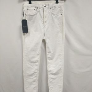 Rag And Bone Rosie Corduroy Ankle Skinny US 4 $250